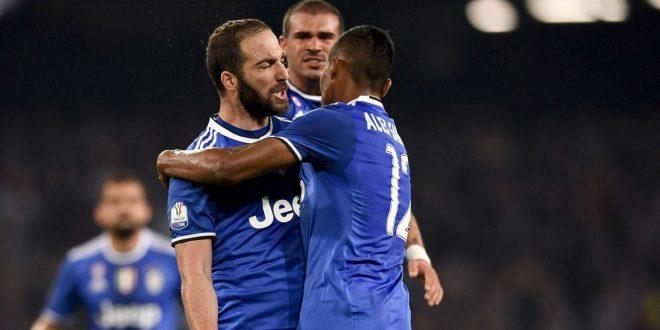 Coppa Italia: Napoli-Juventus 3-2, Higuain doppio castigo, agli azzurri non basta il cuore. Signora in finale