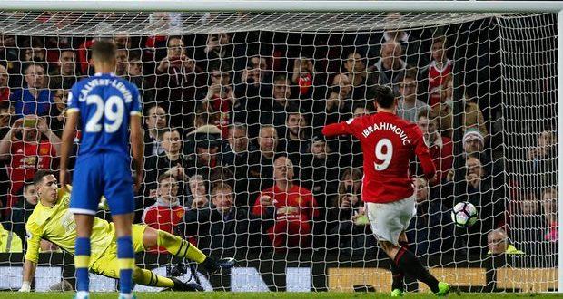 Premier, 31ª giornata: Ibra salva lo United al 94'; Leicester, 6 tornato fantastico!