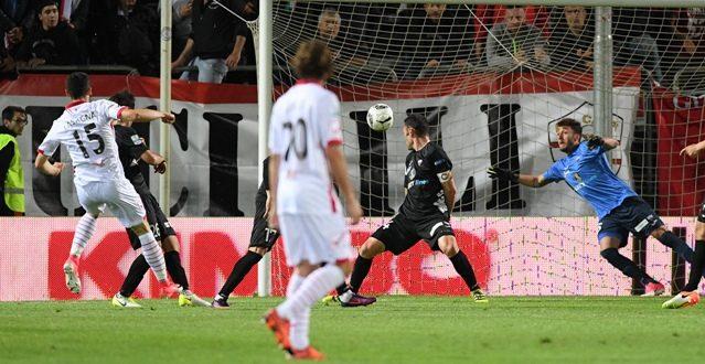 Serie B, 38ª giornata: Perugia e Verona si pestano a piedi; rilancio-Carpi, il Trapani rivede l'incubo