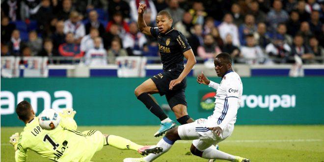 Ligue 1, 34ª giornata: il Monaco si prende pure Lione; stecca invece il Nizza