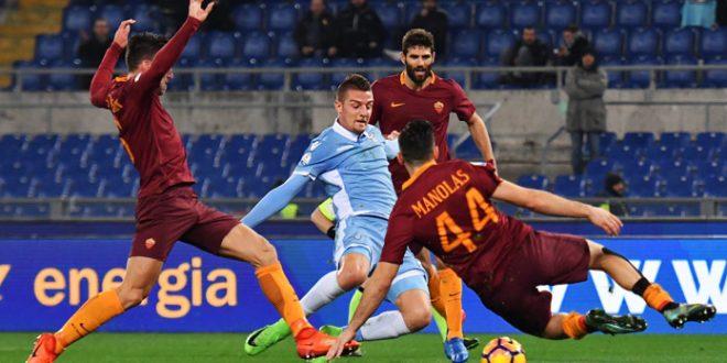 Coppa Italia: Roma-Lazio probabili formazioni