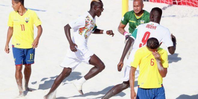 Mondiali beach soccer 2017: esordio amaro per le Bahamas; sorpresa-Iran col Messico