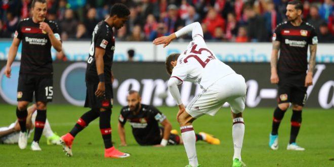 Bundesliga, il punto dopo la 29ª: pioggia di gol, ma il Bayern stavolta non c'entra