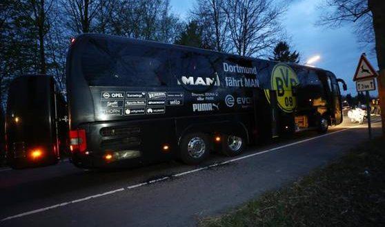 Champions, esplosione davanti al bus del Borussia: Dortmund-Monaco rinviata a domani