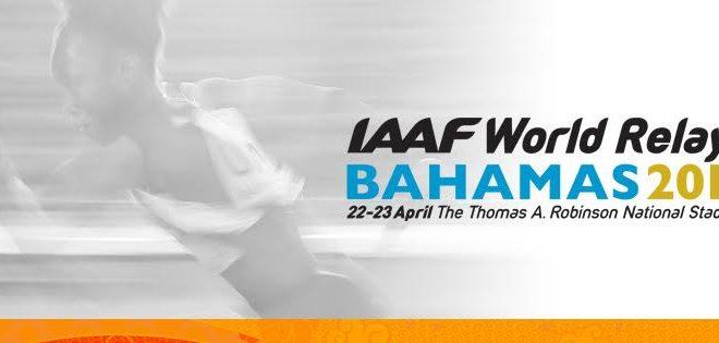 Atletica, Mondiali staffette Bahamas  2017: programma, azzurri, guida tv