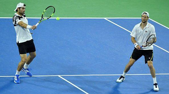 Coppa Davis 2017, Italia ancora viva: Belgio battuto in doppio