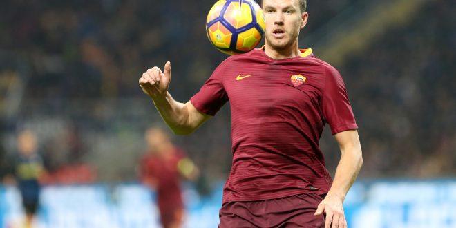 Serie A, 30ª giornata: il post di Roma-Empoli, l'amore giallorosso è Dzeko per 33 volte!
