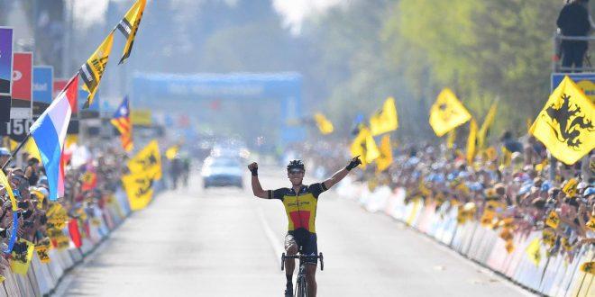 Giro delle Fiandre 2017: Gilbert succede a Sagan, Belgio di nuovo vincente. L'albo d'oro
