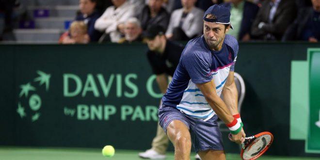 Coppa Davis 2017, nulla da fare: il Belgio elimina l'Italia