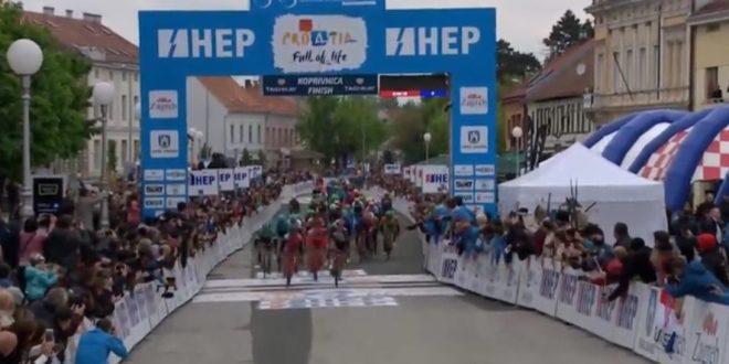 Giro di Croazia 2017, Modolo ritrova il successo
