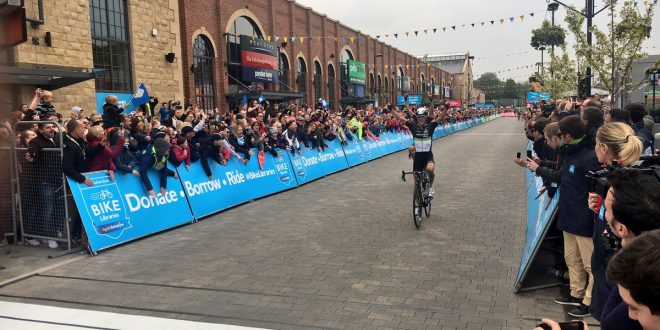 Tour de Yorkshire 2017, trionfo Dimension Data: Pauwels davanti a Fraile