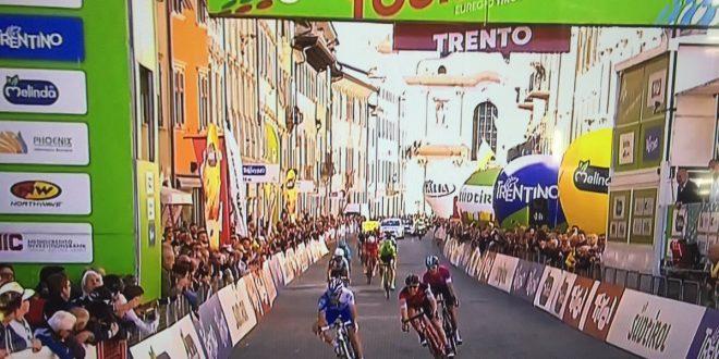 Thomas conquista il Tour of the Alps 2017. Pinot primo a Trento