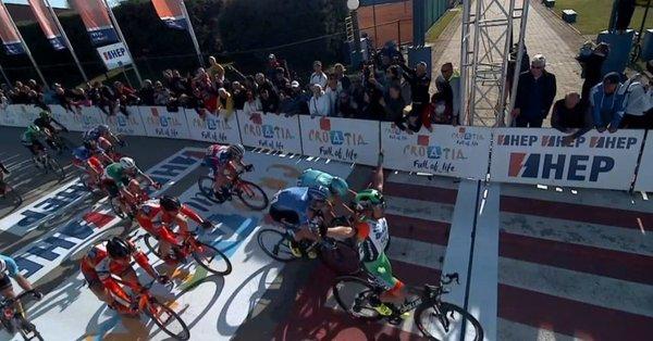 Giro di Croazia 2017, Ruffoni concede il bis. Nibali nuovo leader