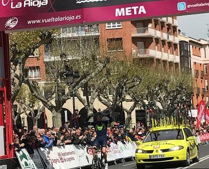 Vuelta a la Rioja 2017, successo di Sutherland