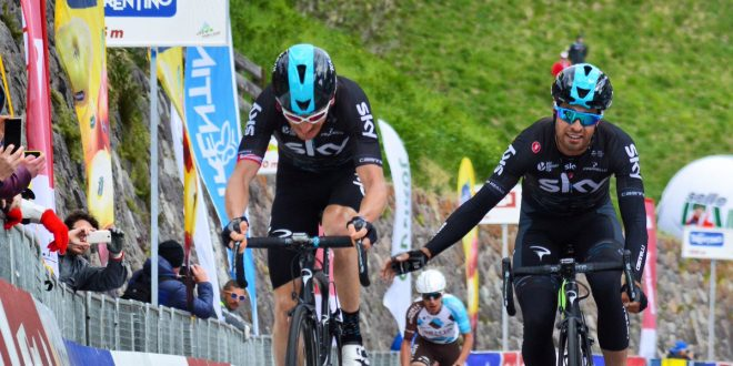 Tour of the Alps 2017, dominio Sky a Funes: Thomas precede Landa