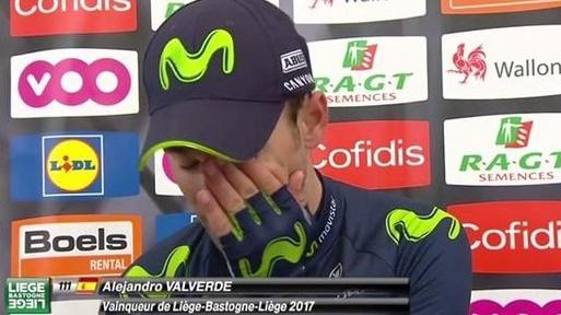 Liegi-Bastogne-Liegi 2017, l'analisi: Valverde storico, Formolo salva l'Italia