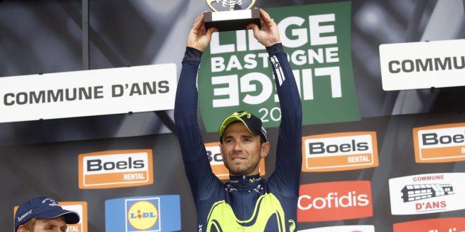 Liegi-Bastogne-Liegi: Valverde succede a Poels e fa poker. L'albo d'oro