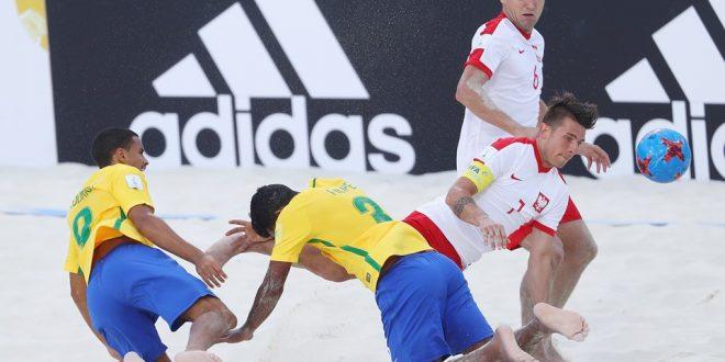 Mondiali beach soccer 2017: il Brasile detta legge; Portogallo k.o., ora rischia sul serio!