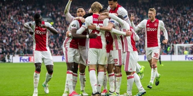 Europa League, semifinale: Ajax-Lione 4-1, i Lancieri ipotecano Stoccolma