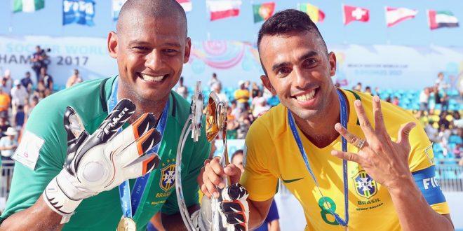 Mondiali beach soccer 2017, cappotto del Brasile a Tahiti: verdeoro pentacampioni!