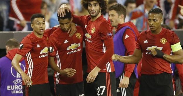 Europa League: Celta Vigo-Manchester United 0-1, prodezza di Rashford e Mou vede Stoccolma