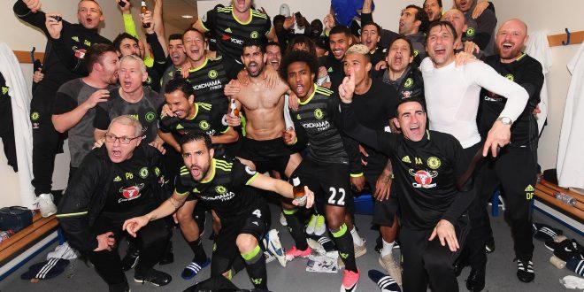Premier, 36ª giornata: 0-1 sul campo del WBA, il Chelsea di Conte è campione d'Inghilterra!
