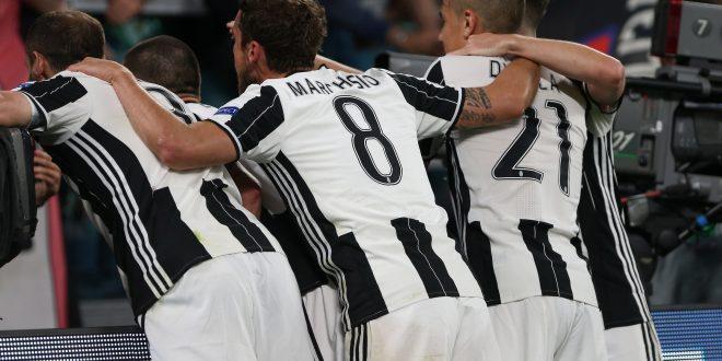 Ranking UEFA 2016/17, dopo il Monaco la Juventus è in vetta