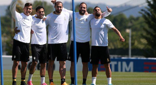 Road to Cardiff -5: iniziata la marcia di avvicinamento della Juventus