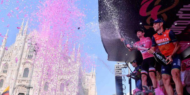 Il film del Giro 100: da Alghero a Milano, i 21 giorni della Corsa Rosa