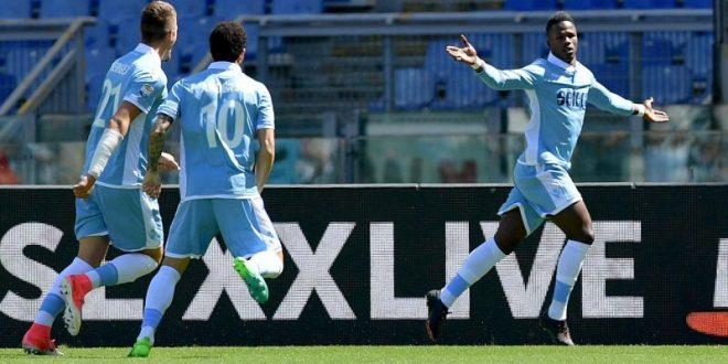 Serie A, 35ª giornata: Lazio 7 bellezze, è Europa League! Inter disastro, e Palermo in B