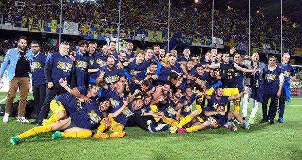 Serie B, 42ª giornata: il Verona torna su; Frosinone ai playoff. Trapani e Vicenza retrocessi