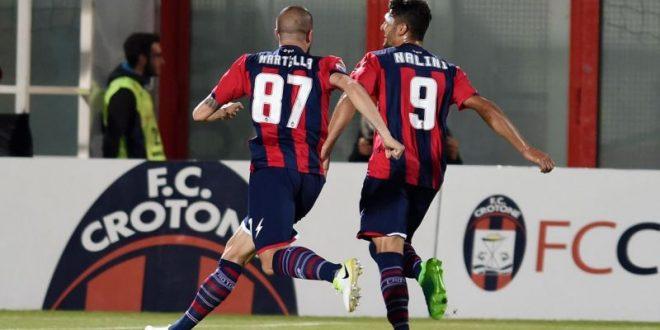 Serie A, 38ª giornata: miracolo-Crotone, col 3-1 alla Lazio è salvo! L'Empoli torna in B