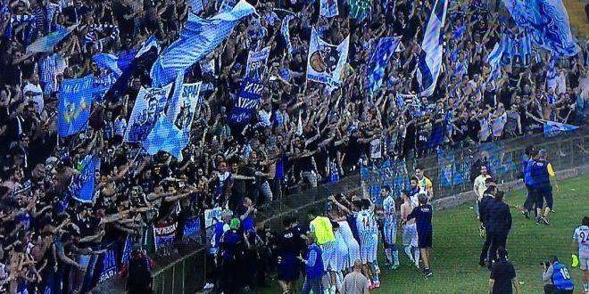 Serie A, la Spal è tornata! 49 anni dopo il ritorno degli Estensi è realtà