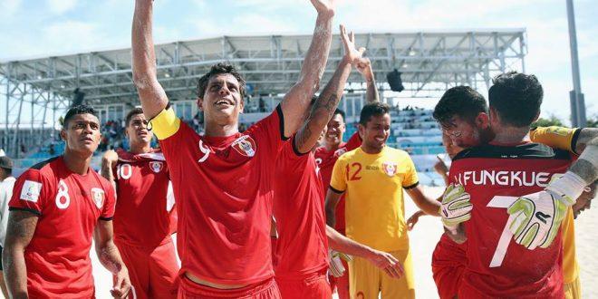 Mondiali beach soccer 2017: l'altra finalista è Tahiti; per l'Italia c'è l'Iran. Presentazione finali