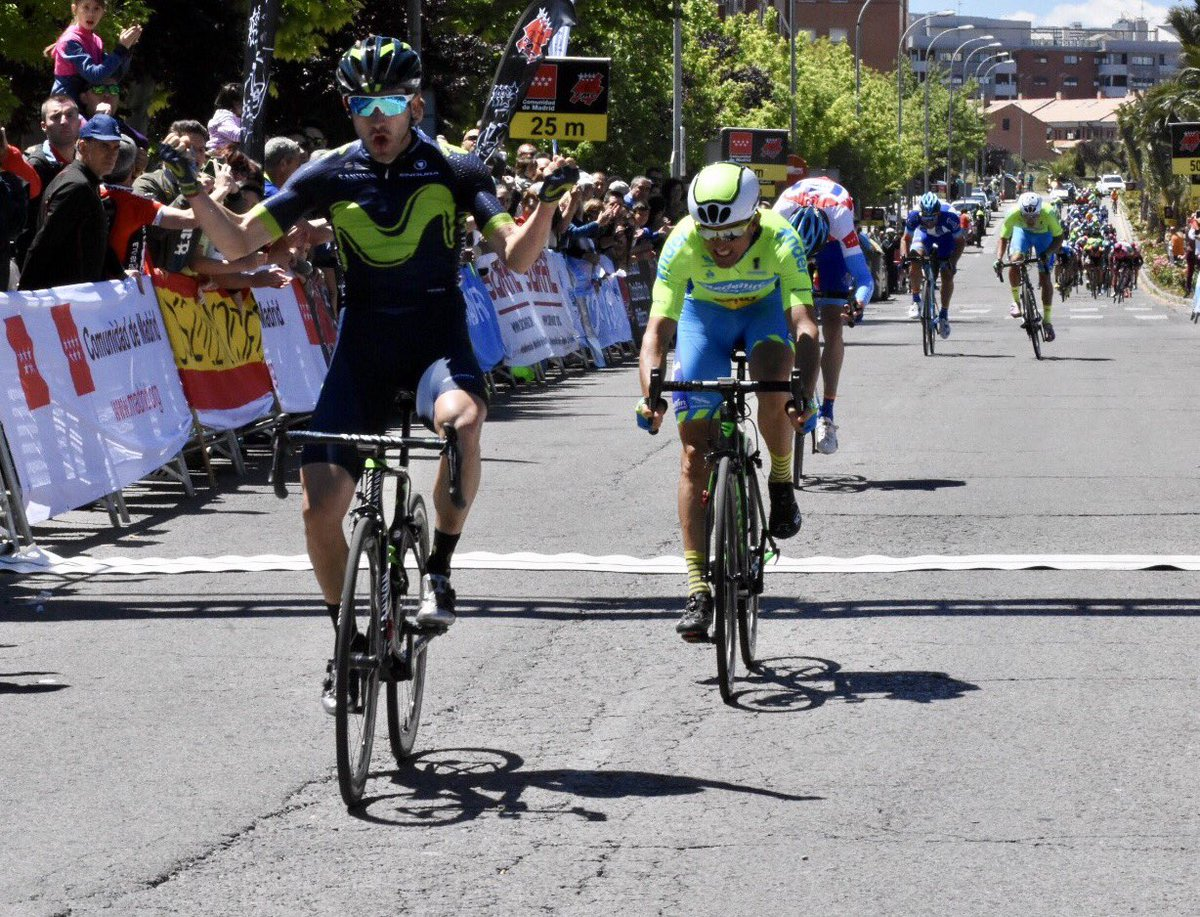 Vuelta Comunidad de Madrid 2017, Barbero sfreccia a Valdemoro - Mondiali.net