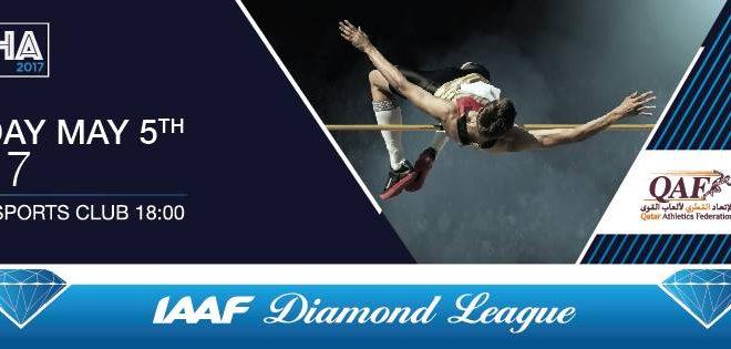 Diamond League 2017, a Doha di scena la 1^ tappa. Tutti i risultati