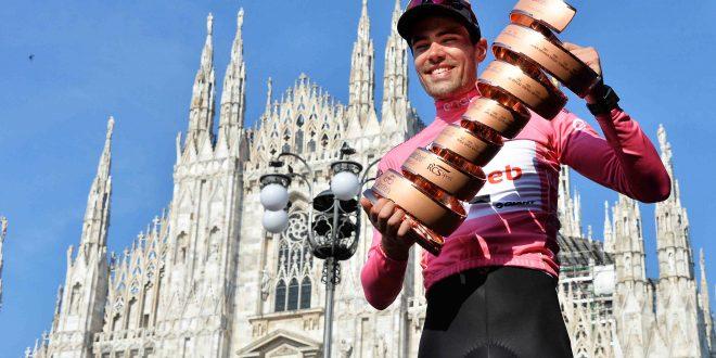 Tom Dumoulin lascia il ciclismo