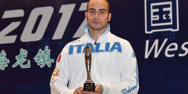 CDM Scherma, Trofeo Inalpi: Foconi di bronzo, oro a Massialas