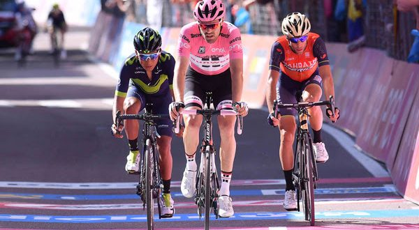 Giro 100, Dumoulin vigile e spavaldo. Analisi e video highlights da Ortisei