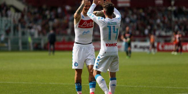Serie A, 37ª giornata: il Napoli e quota-record 83; ma potrebbe non bastare