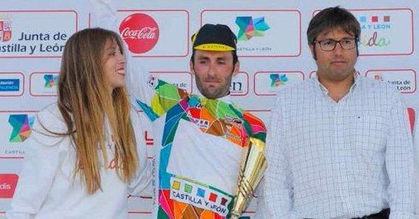 Jonathan Hivert vince la Vuelta Castilla y Leon 2017