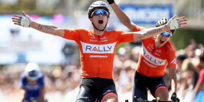 Giro della California 2017, Huffman si impone a Santa Clarita
