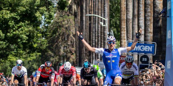 Giro della California 2017: apre Kittel, terzo Viviani