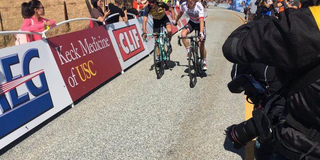 Giro della California 2017, Majka si impone a San Jose