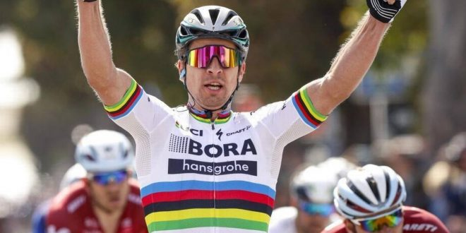 Tour Down Under 2018, tappa e maglia per Sagan