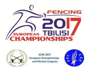 Scherma, Europei Tbilisi 2017: i convocati dell'Italia