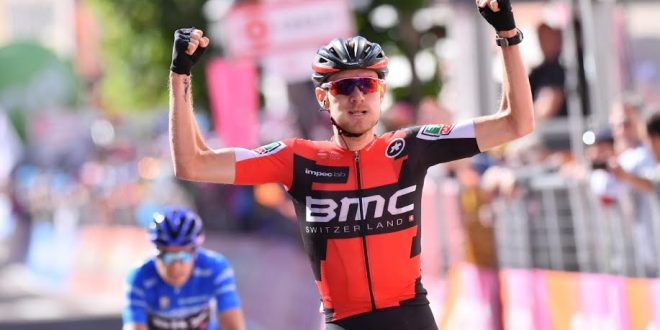 Giro d'Italia 2017, Landa ancora beffato: a Ortisei vince Van Garderen. Dumoulin inamovibile