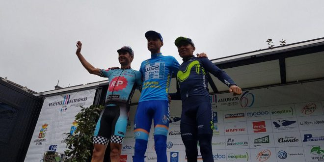 Raul Alarcon vince la Vuelta Asturias 2017 davanti a Nairo Quintana