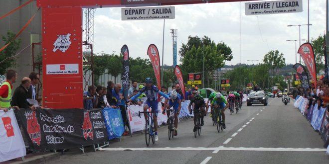 Vuelta Comunidad de Madrid 2017, Alarcon subito protagonista