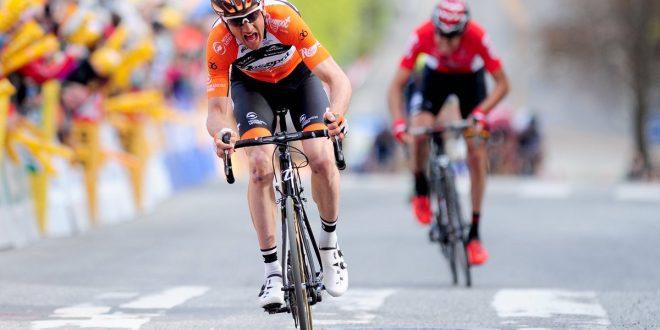 Giro di Norvegia 2017, tappa e maglia per Weening
